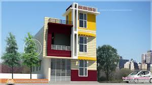 Tamilnadu House Elevation Designs Tamilnadu Style 3 Storey House Elevation Kerala Home