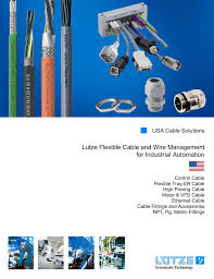 Vfd Cable Ampacity Chart Lutze Flexible Cable And Wire Management