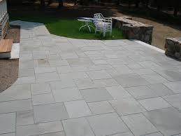patio bluestone blue stone patios stone pavers patios grey flagstone patio
