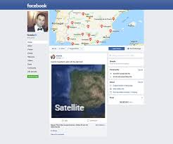 Entry 8 By Sujonyahoo007 For Create A Map And A Facebook