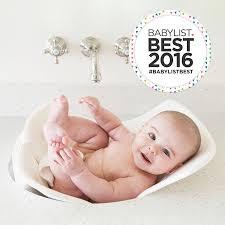 com puj tub the soft foldable baby bathtub newborn infant 0 6 months in sink baby bathtub bpa free pvc free white baby bathing seats