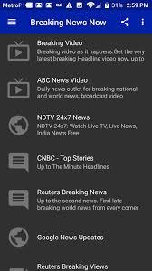 Top Breaking News Headlines Now - Live ...