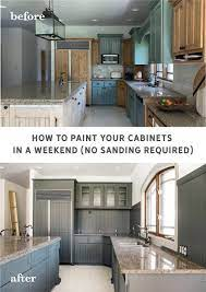 With that said, if you have a few dollars to spare and would rather buy right than buy twice, it might be worth reading our wagner 570 review & wagner 590 review. How To Paint Your Cabinets In A Weekend Without Sanding Them Chris Loves Julia