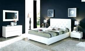 black modern bedroom sets. black modern bedroom furniture innovative contemporary sets mesmerizing