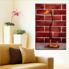 Small Picture Popular Brick Wall Painting Buy Cheap Brick Wall Painting lots