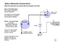 wiring diagram for 1 wire delco alternator readingrat net 2 Wire Alternator Diagram wiring diagram for single wire alternator the wiring diagram,wiring diagram,wiring diagram 2 wire alternator wiring diagram