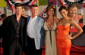 alan thicke family. Unique Family Inside Alan Thicke Family M