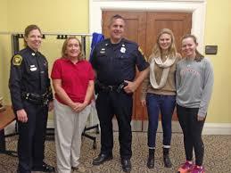 Cincinnati Police Deter Auto Theft During Volunteer Event
