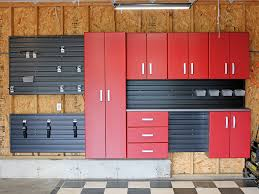 flow wall garage cabinet system install