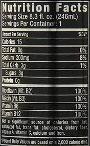 monster can nutrition facts. Delighful Nutrition Amazoncom  Monster Energy LoCarb 83 Ounce Pack Of 24 Grocery U0026  Gourmet Food To Can Nutrition Facts C