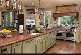 rustic kitchen lighting 7 main. this rustic kitchen falls on the country side of but features distressed cabinetry lighting 7 main f