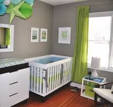 Home Designs Upscale Modern Baby Boy Nursery Ideas Along Decorating  Curtains Room Appropriate White Bedding Gray Wall Hanging Colorful