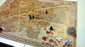 Anatoli S Game Room Letters From Whitechapel Boardgame Review