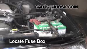 blown fuse check toyota tacoma toyota tacoma pre blown fuse check 1995 2004 toyota tacoma 2004 toyota tacoma pre runner 3 4l v6 crew cab pickup 4 door