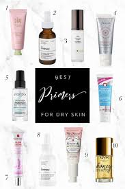 best primers for dry skin twinspiration dryskincare