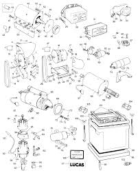 Jaguar Xk150 Wiring Diagram