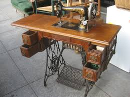 Treadle Sewing Machine Cabinet A Singer And Shellac Finish Woodworking Network