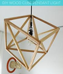 wood lighting. 25 Beautiful Wood Lamps And Chandeliers That Will Light Up Your Home-homesthetics (22 Lighting