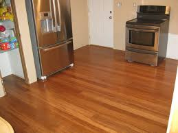 Kitchen Flooring Options Pros And Cons Bamboo Flooring Mesmerizing Bamboo Flooring Kitchen The Pros And