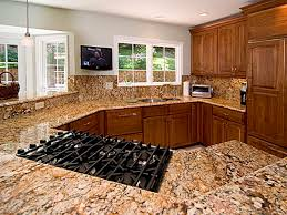 latest types of kitchen countertops diffe