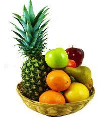 fruit basket. Brilliant Fruit Sensational Fruit Basket On