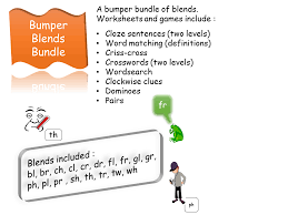 CH Blends worksheets and games by jamakex - Teaching Resources - Tes