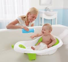 fisher 4 in 1 sling n seat tub