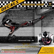 Decals Design For Raider 150 Raider 150 Decals Venom