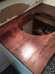build wood countertops bathroom upgrade diy wood countertops diy bathroom countertops budget