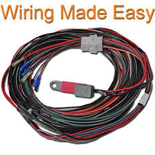 pontoon boat wiring harness pontoonstuff com Accessory Wiring Harness pontoon boat wiring harness accessory relay wiring harness