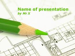Architectural Powerpoint Template Buildings And Architecture Powerpoint Templates And