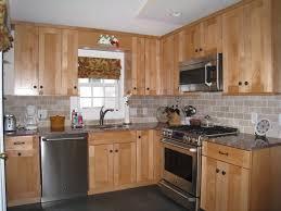 Backsplash For Black Granite Countertops And White Cabinets Granite