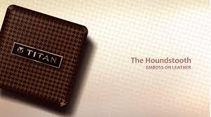 Wallet Packaging Design Titan Watches Ltd Packaging Design Men Women On Behance