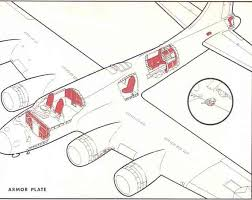 b 17 pilot training manual page 2 protective armor plate mounted on rubber cushions
