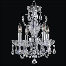 small crystal chandelier petite jewel 563ad4lsp 3c