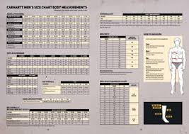Carhartt Size Chart Mens Katalog Carhartt Spring Summer 2016 By Workstyle Issuu