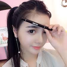 thailand treechada eyeliner pen does not blooming waterproof anti sweat big eye makeup beginners lasting replacement