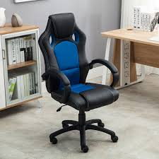 home office gaming computer. High-Back-Race-Car-Style-Bucket-Seat-Office- Home Office Gaming Computer S