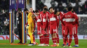 Wirklich gut platziert war der ball aber nicht, er schlug nur gut einen meter neben areola ein, der. Video Premier League Fulham Vs Liverpool 1 1