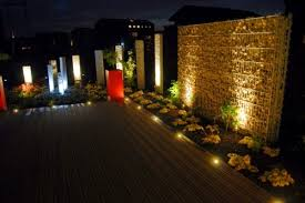 led garden lighting ideas. Led Garden Lighting Beautiful Look Very Modern Ideas