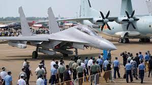 بكين تستعرض عضلاتها: الصين تعرض طائرات مقاتلة وطائرات مسيرة جديدة - الأخبار  والعناوين الرئيسية ومقاطع الفيديو