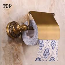 Bathroom Paper Amazing All Copper Antique European Style Bathroom Towel Rack R Aircraft