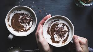 hot chocolate three ways
