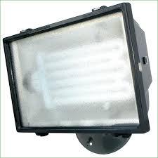 led flood lights dusk to dawn lighting light with sensor green 1 head outdoor security floodlight