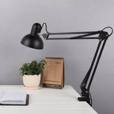 office table lights. White/Black/Red Iron Elegant Study Table Lamp US Plug Modern Be Folded Scalable Desk Light Push Button Switch For Home Office-in Lamps From Lights Office