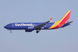 Southwest Airlines Fleet Boeing 737 Max 8 Aircraft
