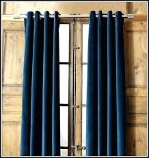 Navy Blue Drapes Navy Curtains White And Blue Curtains For Bedroom ...