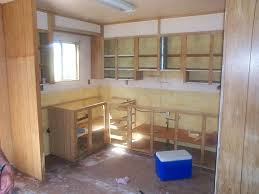 Single Wide Mobile Home Kitchen Remodel Mobile Home Remodel