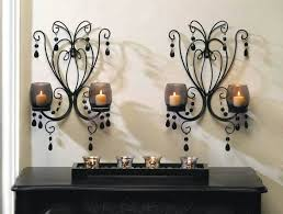 wall decor candle decorative wall sconces candle holders home decor wall candle sconces