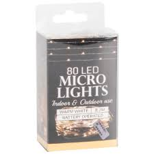 <b>String Lighting</b> - <b>Fairy Lights</b> | The Range